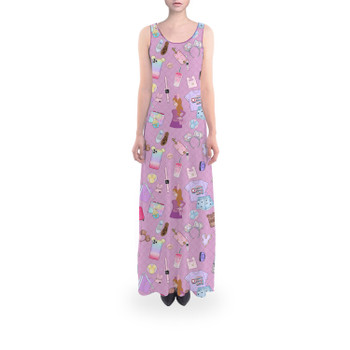 Flared Maxi Dress - Disney Fashionista