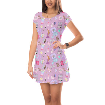 Short Sleeve Dress - Disney Fashionista