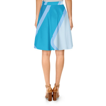 A-Line Skirt - The Blueberry Wall