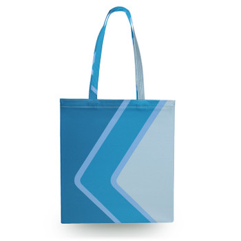 Canvas Tote Bag - The Blueberry Wall