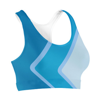 Sports Bra - The Blueberry Wall