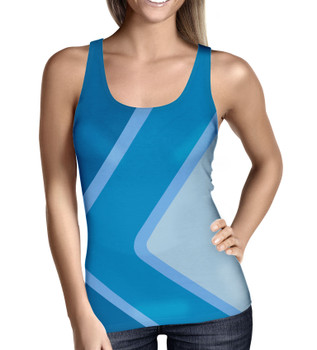 Women's Tank Top - The Blueberry Wall