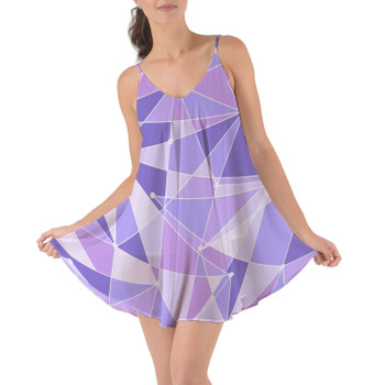 Beach Cover Up Dress - The Purple Wall