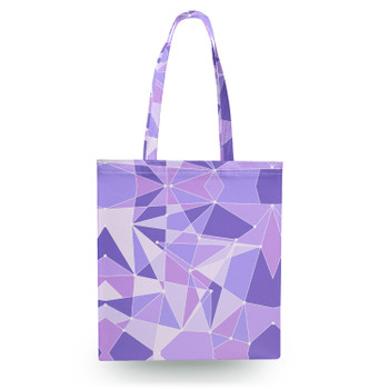 Canvas Tote Bag - The Purple Wall
