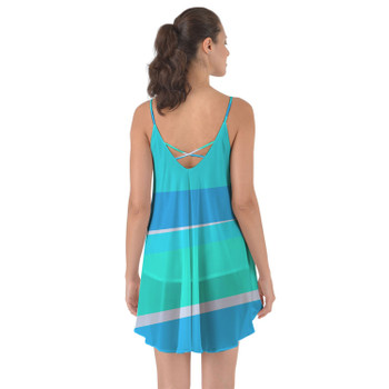 Beach Cover Up Dress - The Toothpaste Wall