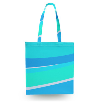Canvas Tote Bag - The Toothpaste Wall