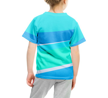 Youth Cotton Blend T-Shirt - The Toothpaste Wall