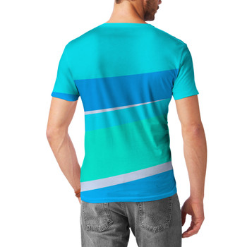 Men's Sport Mesh T-Shirt - The Toothpaste Wall