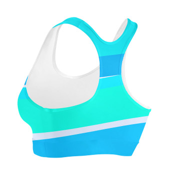 Sports Bra - The Toothpaste Wall