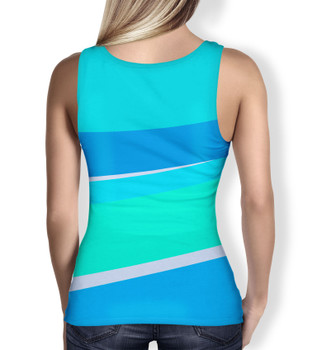 Women's Tank Top - The Toothpaste Wall