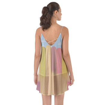 Beach Cover Up Dress - The Popsicle Stick Wall