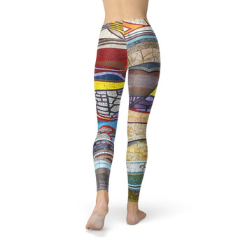 Winter Leggings - The Mosaic Wall