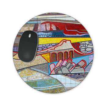 Mousepad - The Mosaic Wall