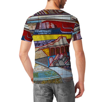 Men's Sport Mesh T-Shirt - The Mosaic Wall