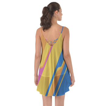 Beach Cover Up Dress - The Carousel of Progress Wall