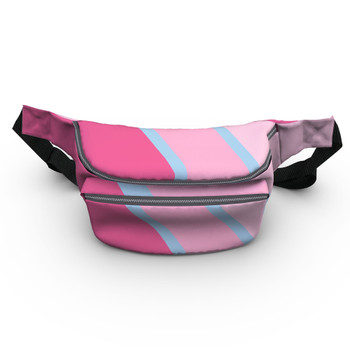 Fanny Pack - The Bubblegum Wall