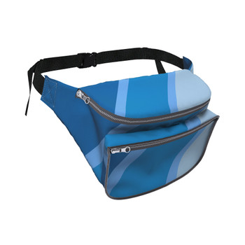 Fanny Pack - The Blueberry Wall