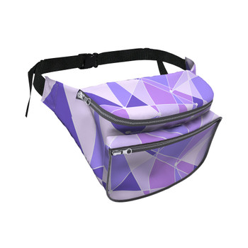 Fanny Pack - The Purple Wall