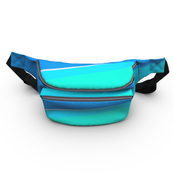 Fanny Pack - The Toothpaste Wall