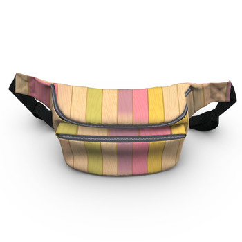 Fanny Pack - The Popsicle Stick Wall