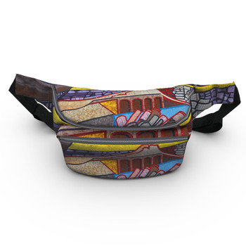 Fanny Pack - The Mosaic Wall