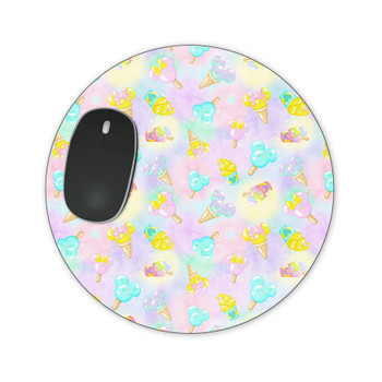 Mousepad - Pastel Ice Cream Dreams