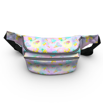 Fanny Pack - Pastel Ice Cream Dreams