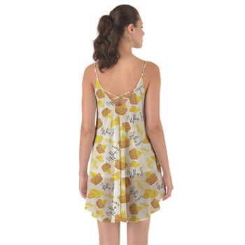 Beach Cover Up Dress - Dole Whip It!