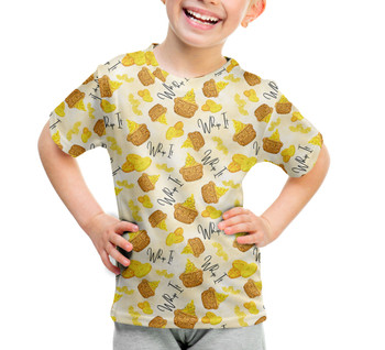 Youth Cotton Blend T-Shirt - Dole Whip It!