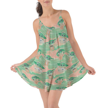 Beach Cover Up Dress - The Camouflaged Child