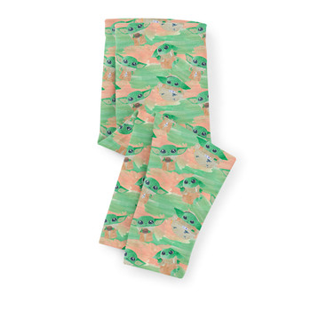 Girls' Capri Leggings - The Camouflaged Child