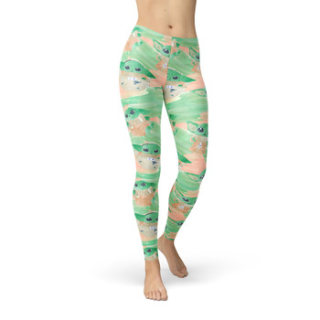 Winter Leggings - The Camouflaged Child