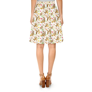 A-Line Skirt - Chip 'n Dale
