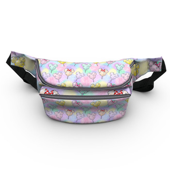 Fanny Pack - Cotton Candy Mouse Ears