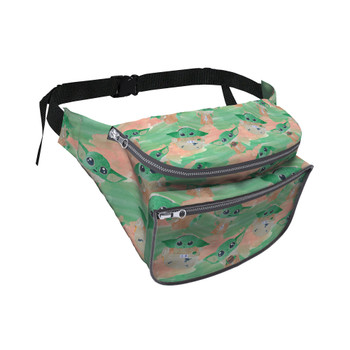 Fanny Pack - The Camouflaged Child