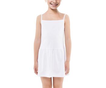 Girls Strappy Summer Dress