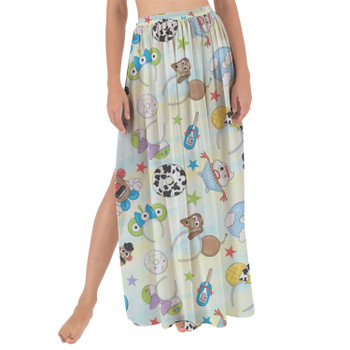 Maxi Sarong Skirt - Toy Story Style