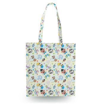 Canvas Tote Bag - Toy Story Style