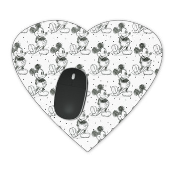 Mousepad - Sketch of Mickey Mouse