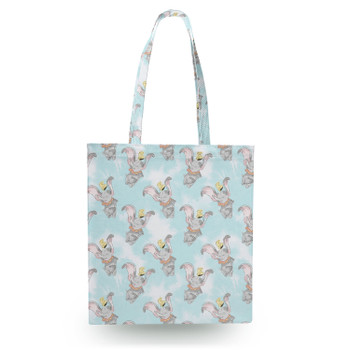 Canvas Tote Bag - Sketch of Dumbo