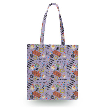Canvas Tote Bag - Best of Friends