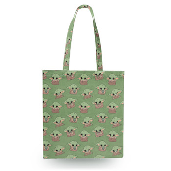 Canvas Tote Bag - The Child Catching Frogs