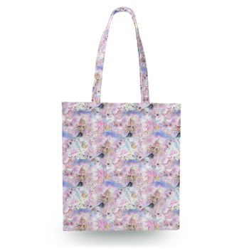 Canvas Tote Bag - Best Friends At Disney