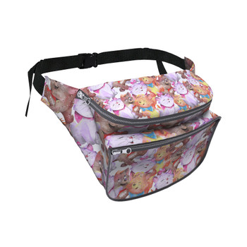 Fanny Pack - The Aristocats in Watercolor