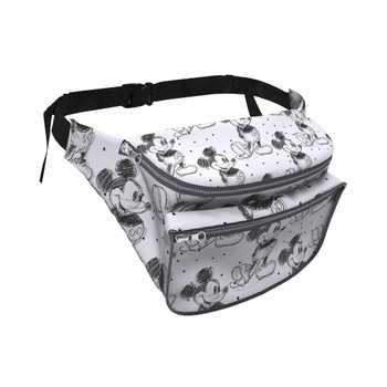 Fanny Pack - Sketch of Mickey Mouse