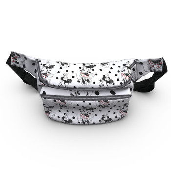 Fanny Pack - Sketch of Minnie Mouse