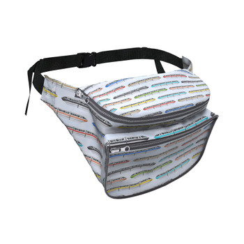 Fanny Pack - Disney Monorail Rainbow