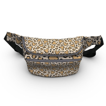 Fanny Pack - Mouse Ears Animal Print