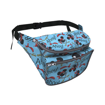 Fanny Pack - Pirate Mickey Ahoy!