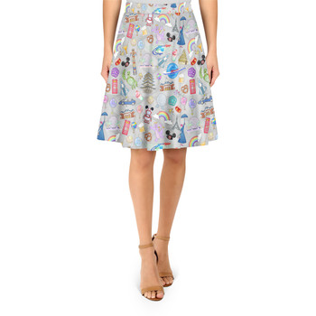 A-Line Skirt - The Epcot Experience
